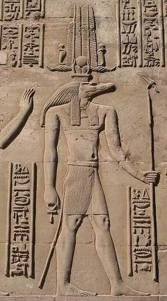 Древнеегипетский бог Себек