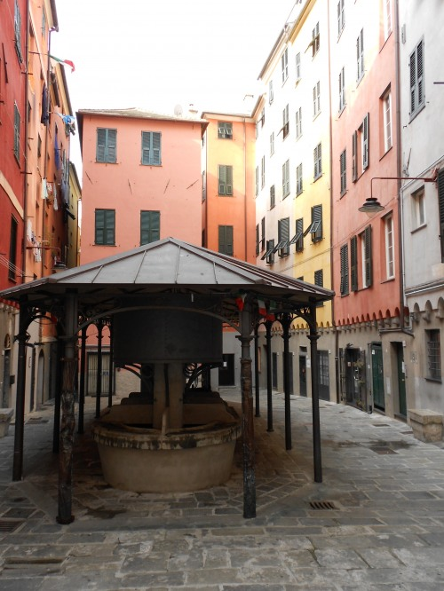 Генуя - мечта поэта Часть 1 91573