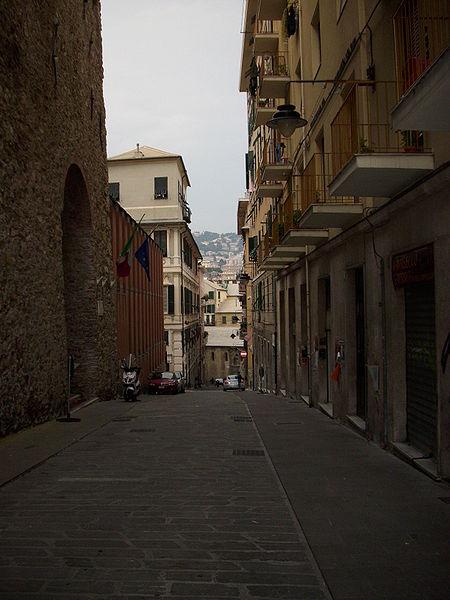 Генуя - мечта поэта Часть 1 90689
