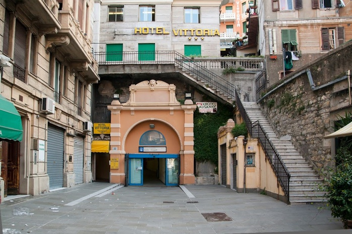 Генуя - мечта поэта Часть 1 27149