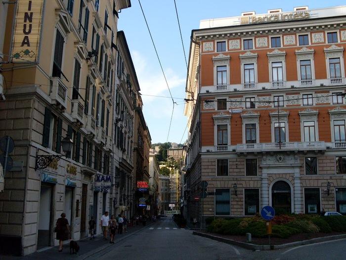 Генуя - мечта поэта Часть 1 96739