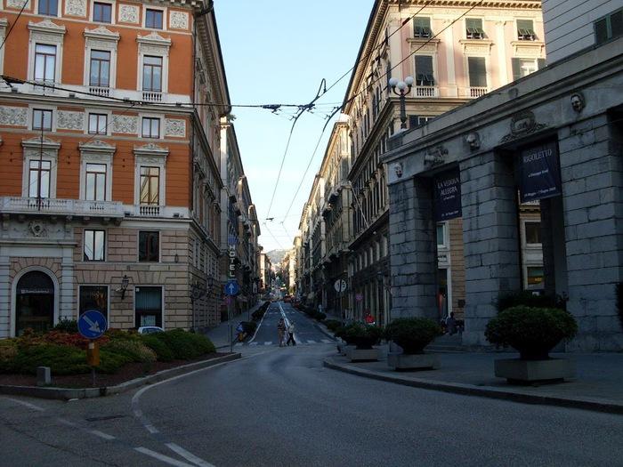 Генуя - мечта поэта Часть 1 36566