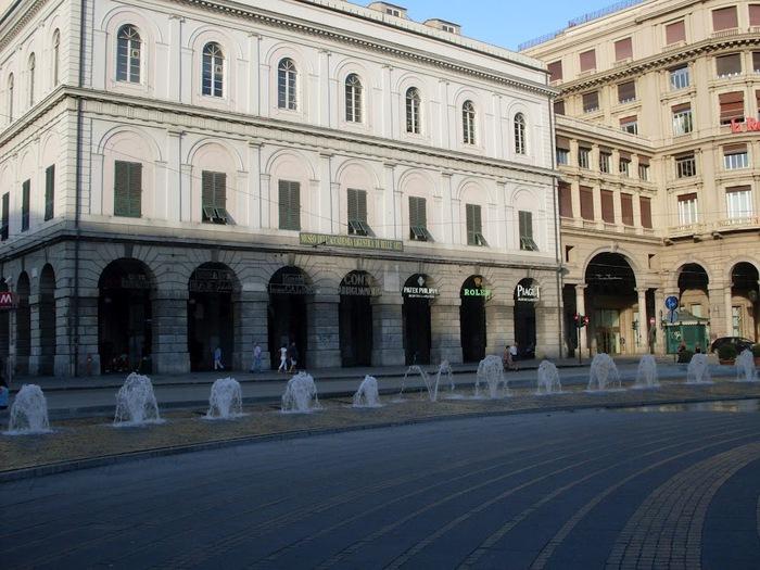 Генуя - мечта поэта Часть 1 53194