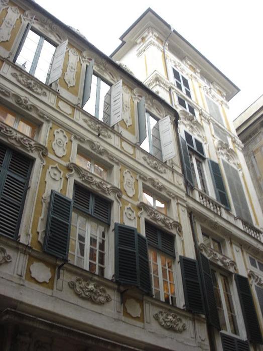 Генуя - мечта поэта Часть 1 34781