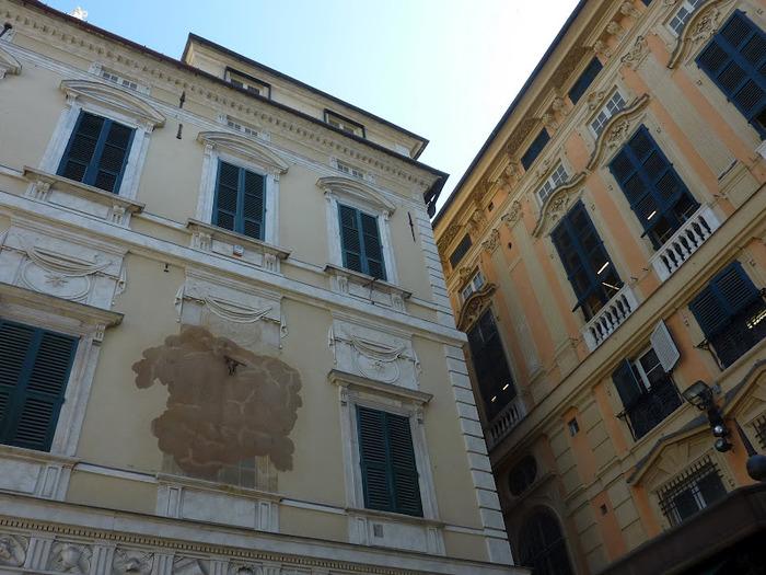 Генуя - мечта поэта Часть 1 15669