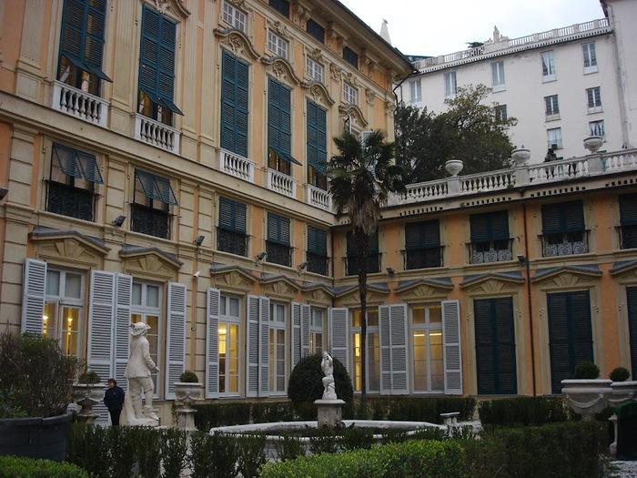 Генуя - мечта поэта Часть 1 28137
