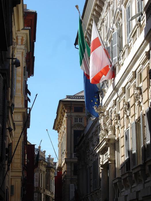 Генуя - мечта поэта Часть 1 38583