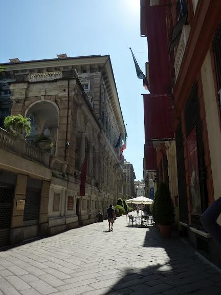 Генуя - мечта поэта Часть 1 49907