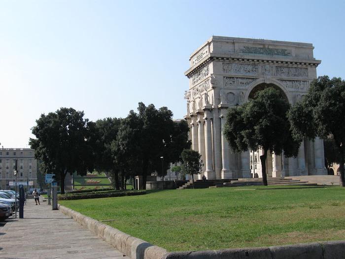 Генуя - мечта поэта Часть 1 70535