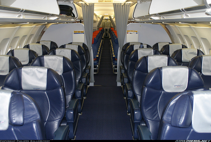 Boeing 747-400 Технические
