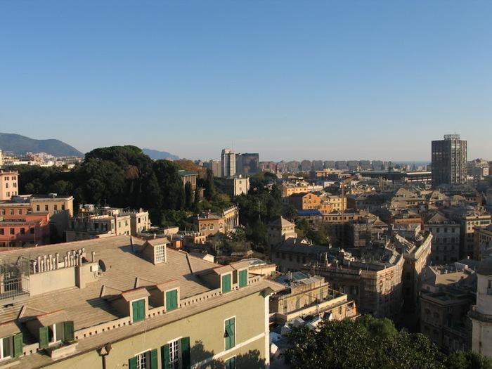 Генуя - мечта поэта Часть 1 28320