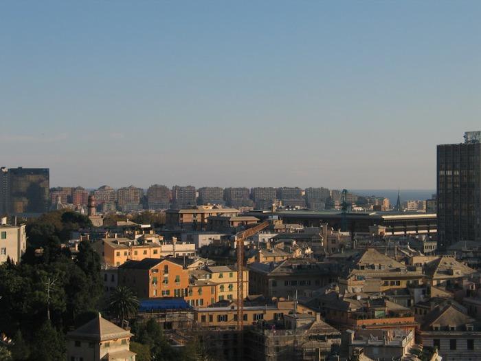 Генуя - мечта поэта Часть 1 98835