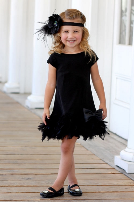 dolls--divas-black-big-bow-feather-hem-dress (433x650, 157Kb)