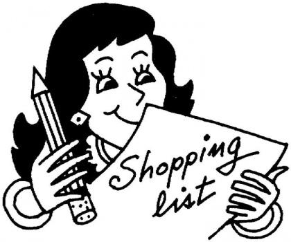 making a shopping list (420x350, 51Kb)