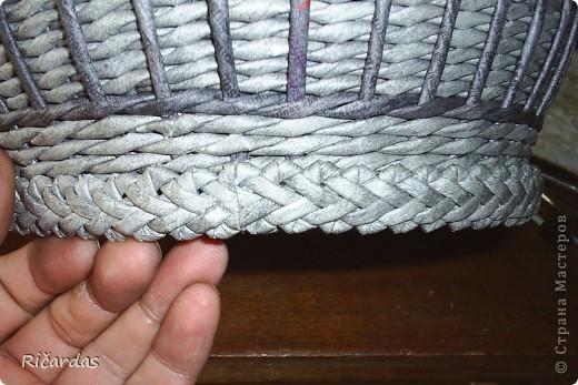 Уголок весёлой тёти: Плетение из газет корзинок. Идеи и МК.