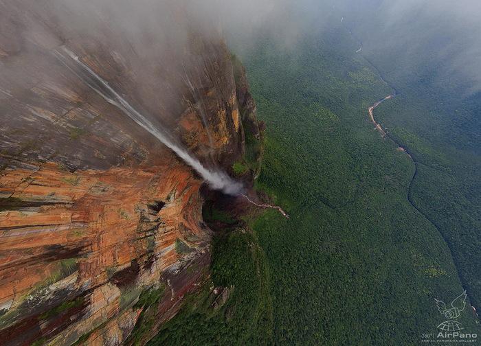 Водопад мира самое интересное в