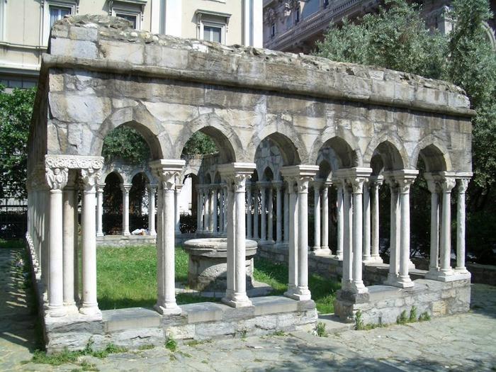 Генуя - мечта поэта Часть 2 23109