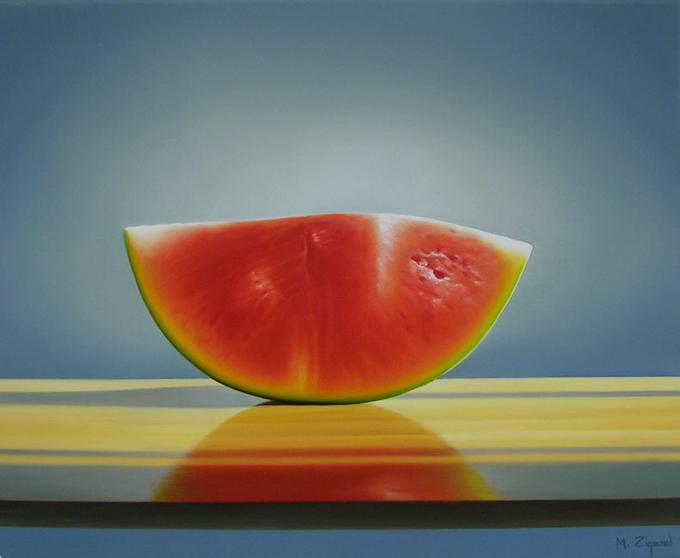 гиперреалистичные картины Michael Zigmond 10 (680x558, 240Kb)