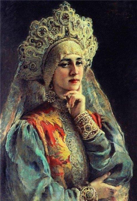 Русская красавица (577x800, 79Kb)