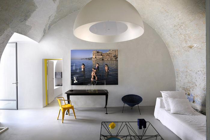 дизайн интерьера в белых тонах фото 1 (700x465, 100Kb)