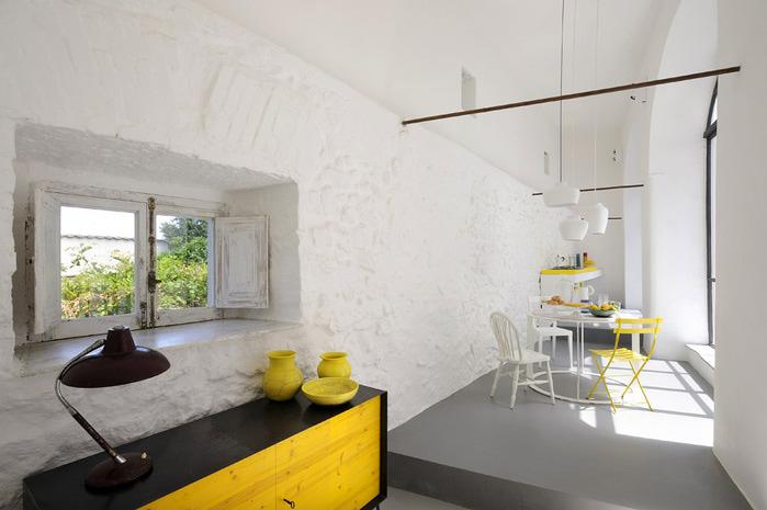 дизайн интерьера в белых тонах фото 3 (700x465, 89Kb)
