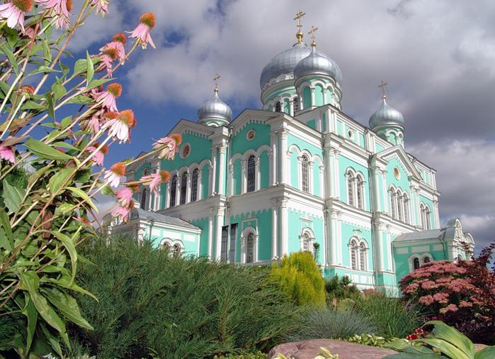 Дивеево монастырь где он находится
