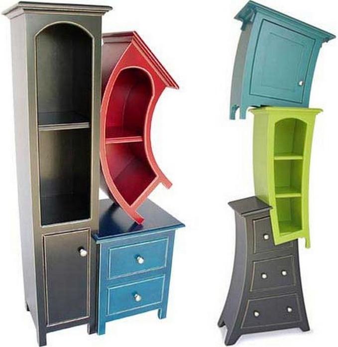 Креативные шкафы в интерьере вашего дома 20 (679x700, 74Kb)