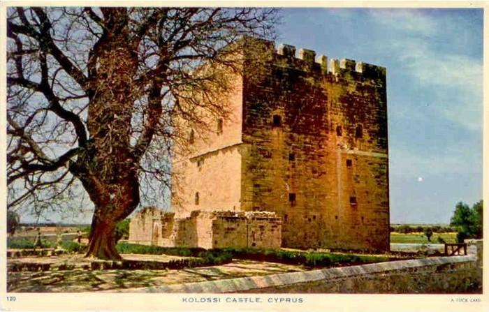 Замок Колосси - фото-путешествие на Кипр 12 (700x447, 111Kb)