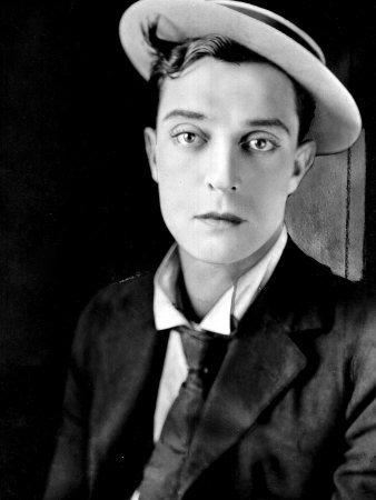 buster keaton every frame a painting