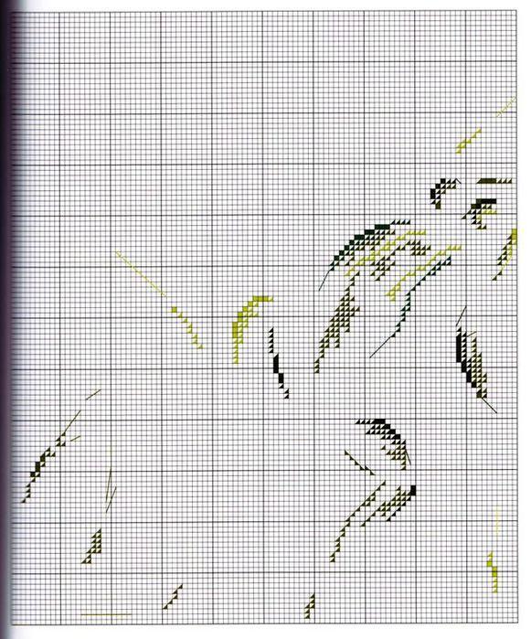 Petits Animaux du Jardin от MTSA.  Нашла еще одну очаровательную книгу со схемами от MTSA!