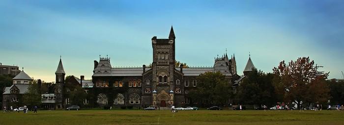 Фото-путешествие в Университет Торонто 8 (700x255, 41Kb)