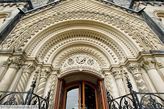Фото-путешествие в Университет Торонто 12 (700x467, 169Kb)