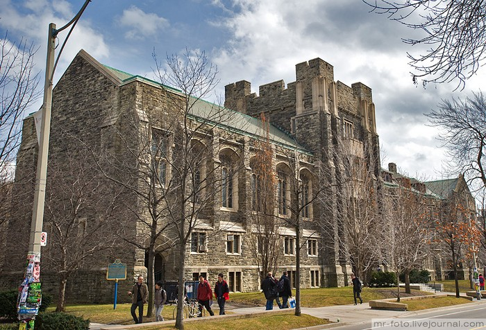 Фото-путешествие в Университет Торонто 18 (700x476, 159Kb)