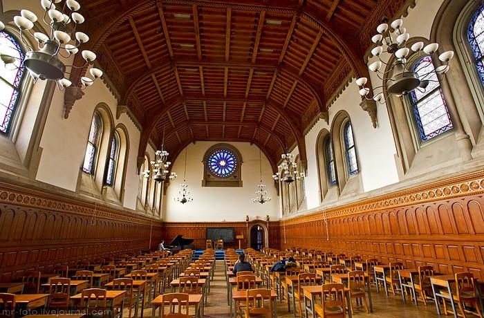 Фото-путешествие в Университет Торонто 24 (700x460, 148Kb)