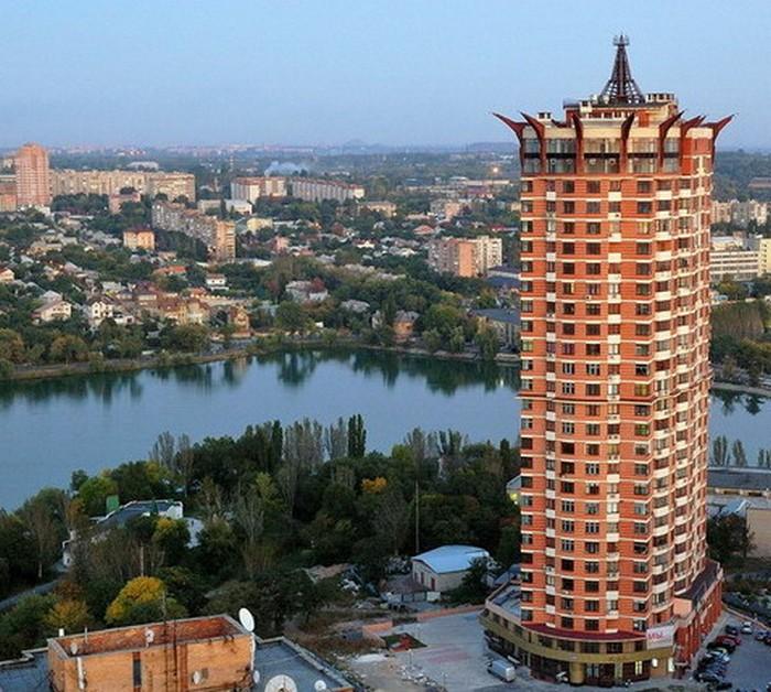 Современная архитектура Донецка 15 (700x628, 141Kb)