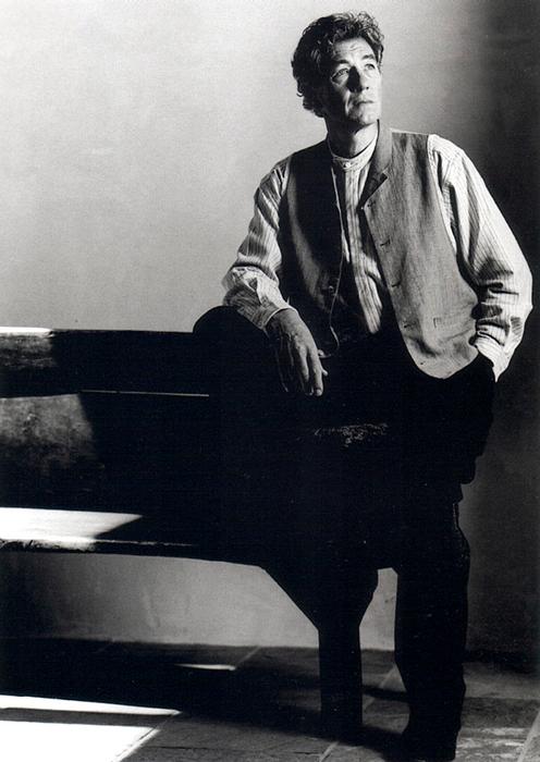Грег Горман и его черно-белые портреты знаменитостей 12 (496x700, 365Kb)