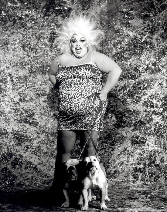 Грег Горман и его черно-белые портреты знаменитостей 58 (550x700, 187Kb)