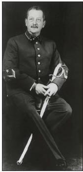 Генерал-майор Красной армии Алексей Алексеевич Игнатьев. 1940 г. РГАКФД (169x348, 7Kb)