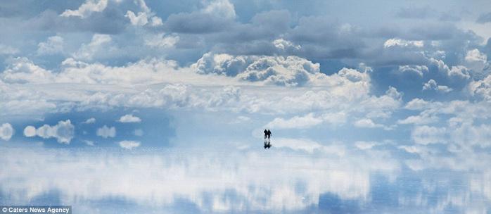 соляное озеро в боливии (700x304, 72Kb)
