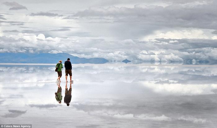 соляное озеро в боливии 1 (700x415, 82Kb)