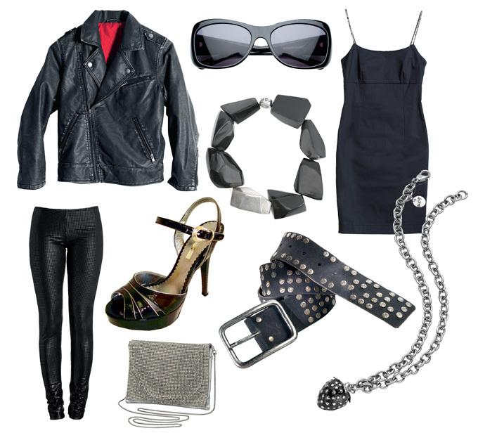 Модная одежда и аксессуары для девушек