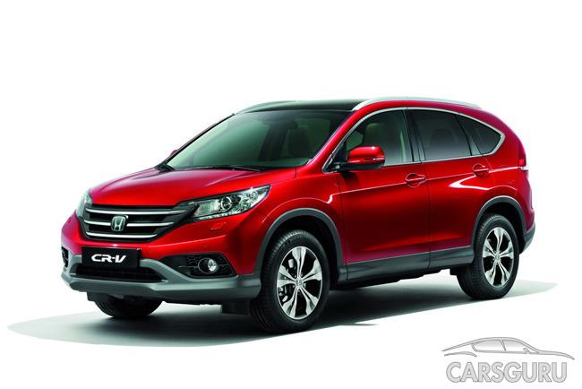 2012 Honda CR-V подтяжка лица видео. вернуться в раздел Honda.