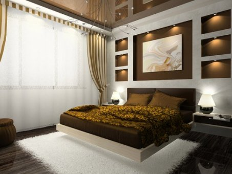 Great ideas for small bedrooms