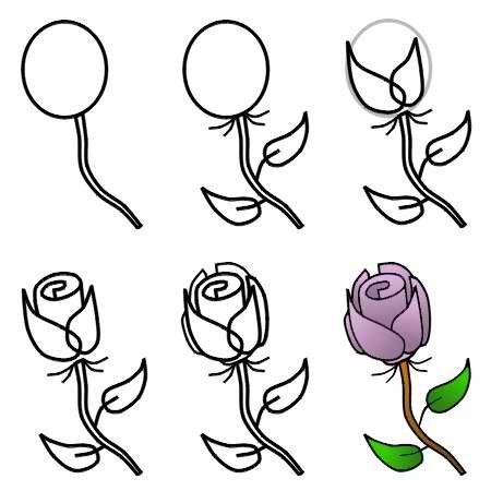 Рисуем розы (1) (450x450, 30Kb)