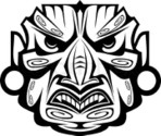������ 2094098-161415-ancient-ceremony-mask-isolated-on-white-for-design (480x403, 56Kb)