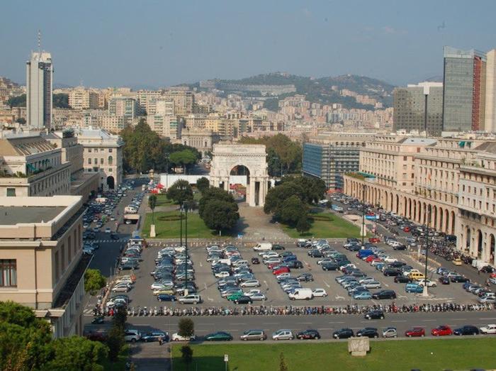 Генуя - мечта поэта: часть 4-Улочки 72373