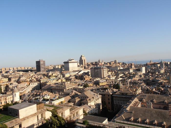 Генуя - мечта поэта: часть 4-Улочки 42787