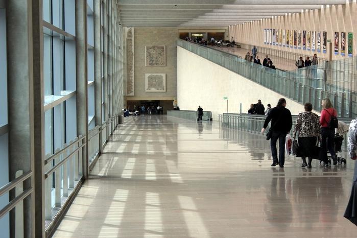 Международный аэропорт им. Бен-Гуриона в Израиле. Обсуждение на ...
