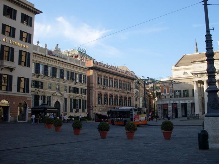Генуя - мечта поэта: часть 4-Улочки 12276