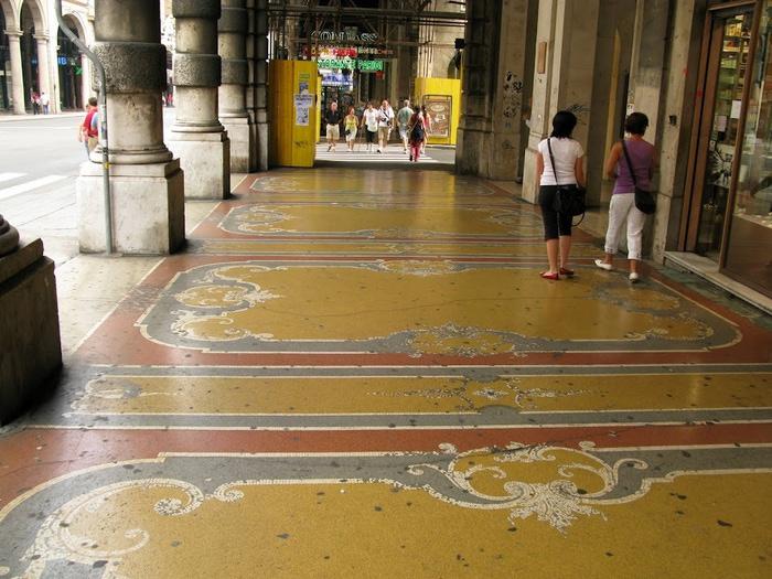 Генуя - мечта поэта: часть 4-Улочки 86308